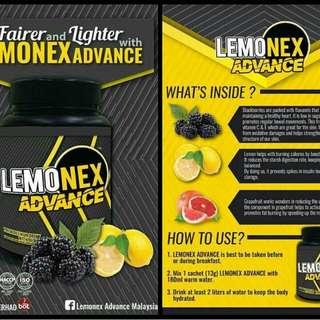 Lemonex Advance with free shaker
