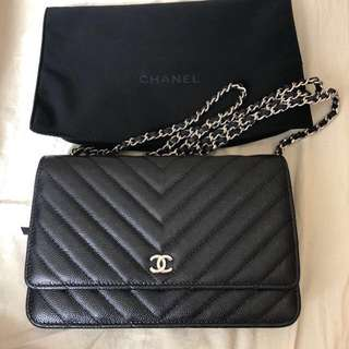 Chanel woc接近全新