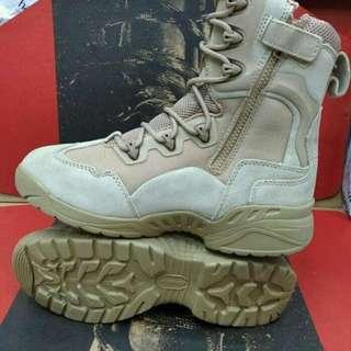 Sepatu boots hanagal spyder