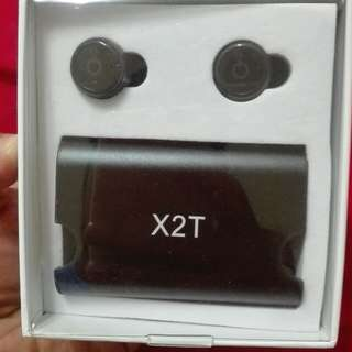 new wireless earphone
