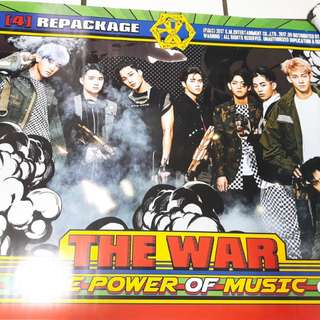 EXO POWER POSTER ONLY