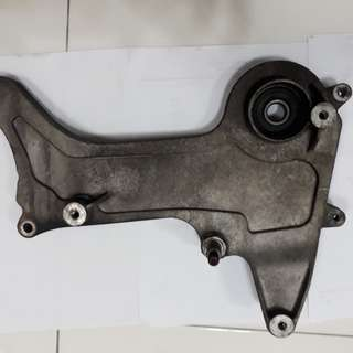 Gilera exhaust mount