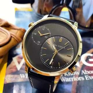 mini focus男士創意腕錶