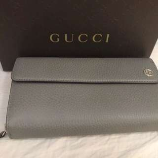 Gucci wallet trifold