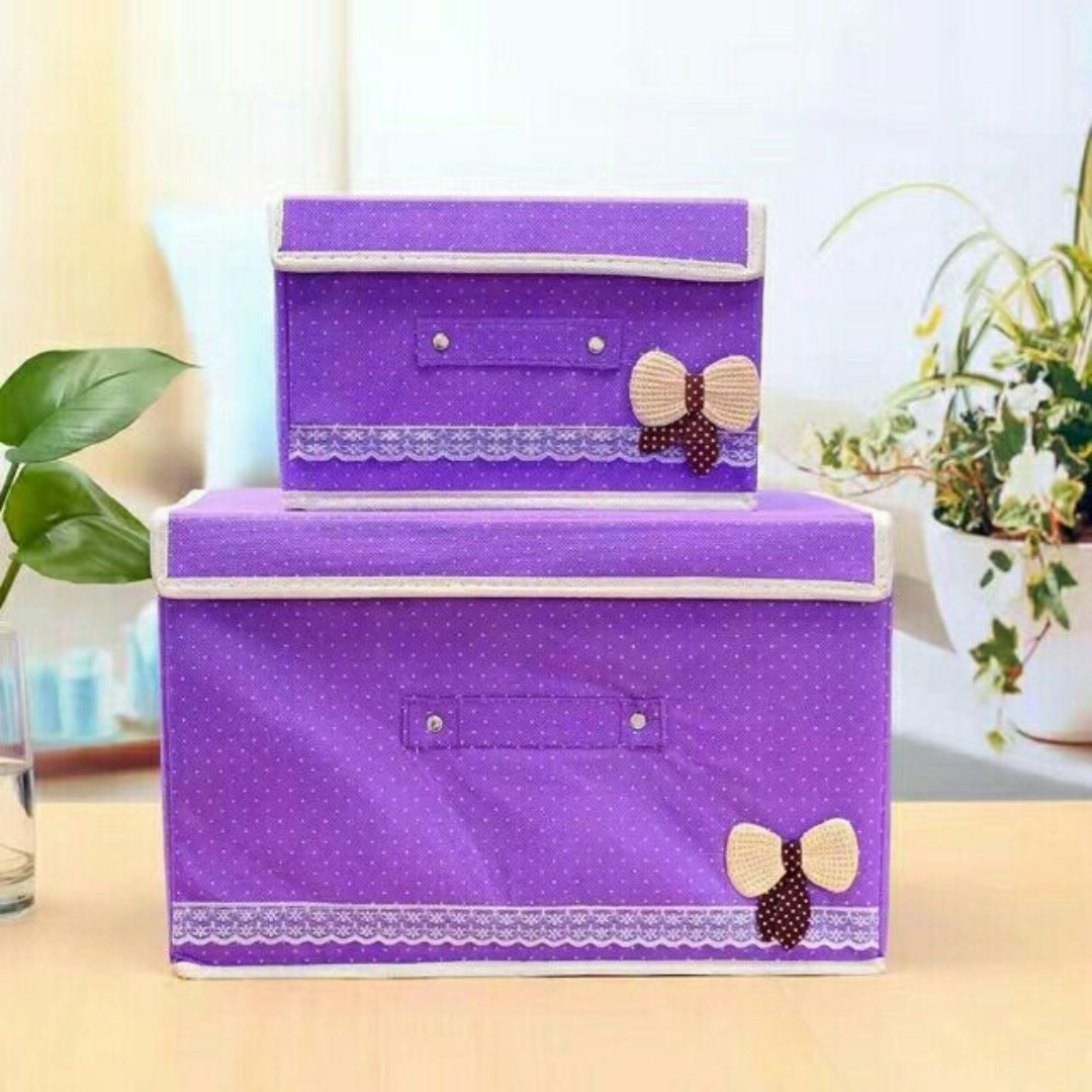 2 in 1 foldable woven