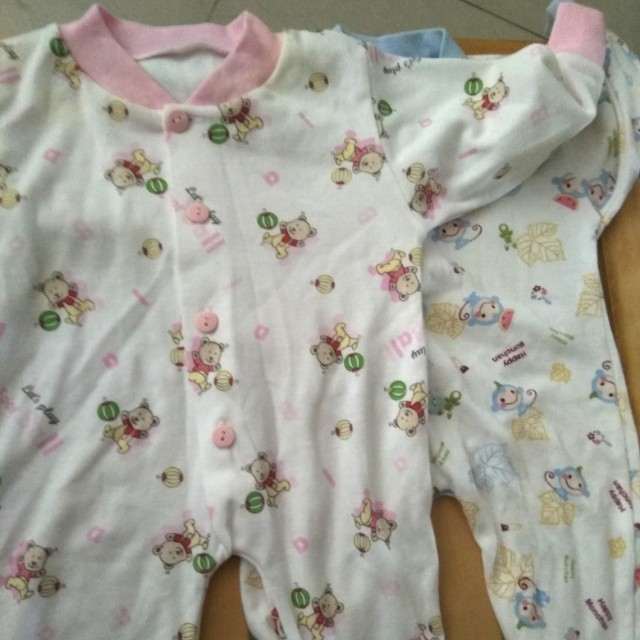 2pc sleepsuit 0-3m