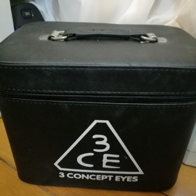 3CE化妝收納盒