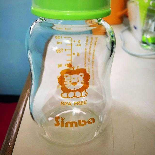 小獅王超輕鑽奶瓶
