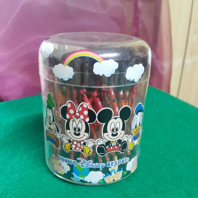 日本米奇棉花棒