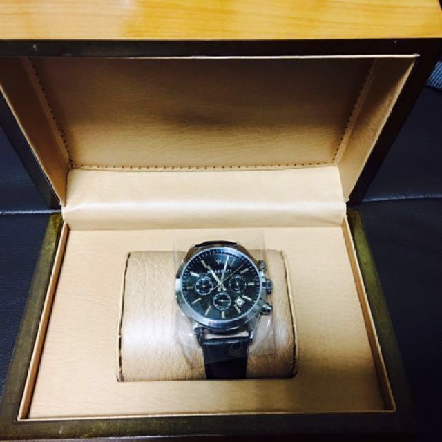瑪莎拉蒂手錶
