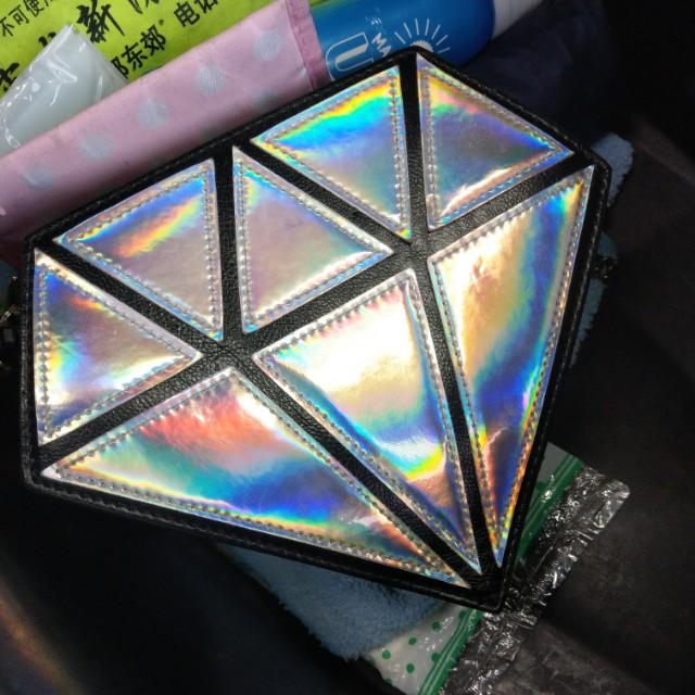 鑽石造型包