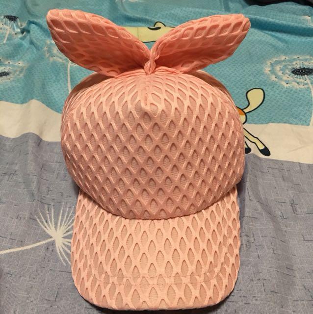 粉紅帽(含運)