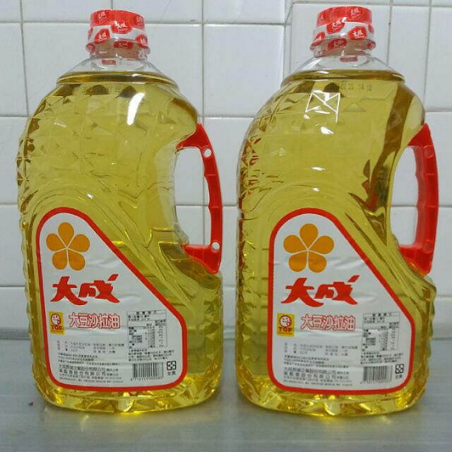 大成 大豆沙拉油(3L)