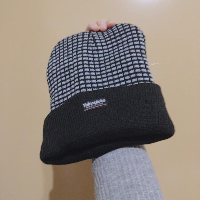 針織 毛帽