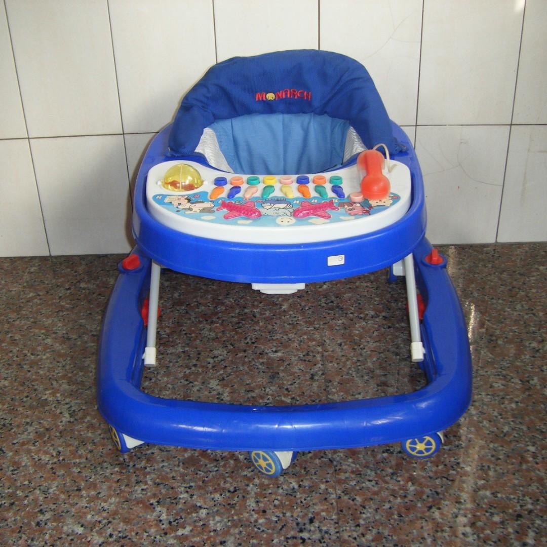 學走路音樂嬰兒車 (自取)
