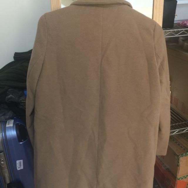 韓國 正韓 大衣 外套