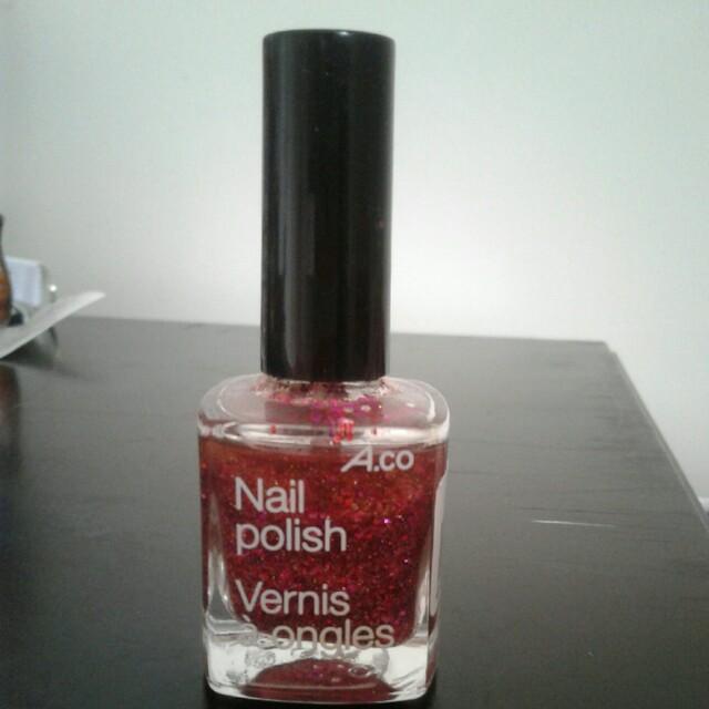 "💅 Ardenes Nail Polish ""Ruby Slippers"""