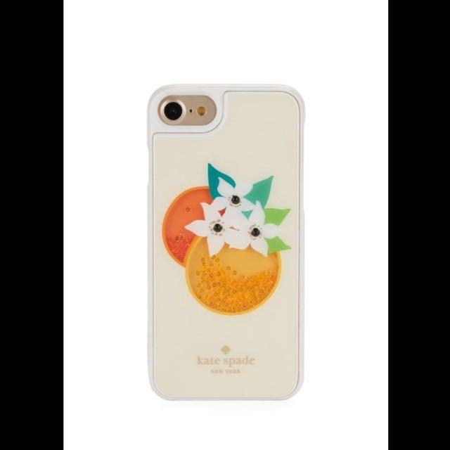 全新 Kate Spade New York iPhone7 Case 手機背蓋 保護殼