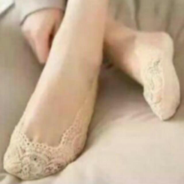 🆕 Lace foot socks