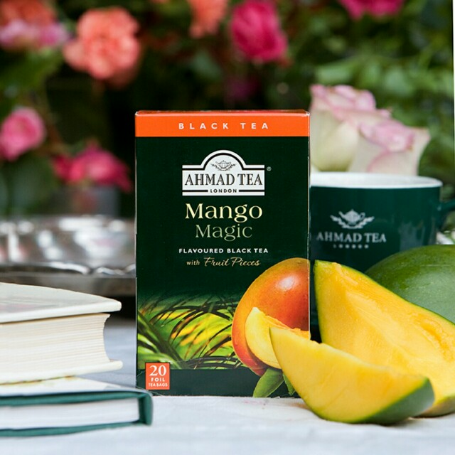 Ahmad Tea Mango Magic