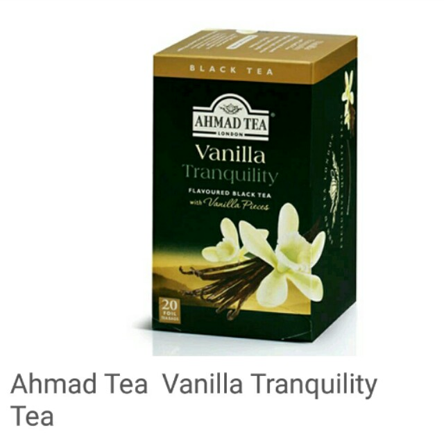 Ahmad Tea Vanilla Tranquility