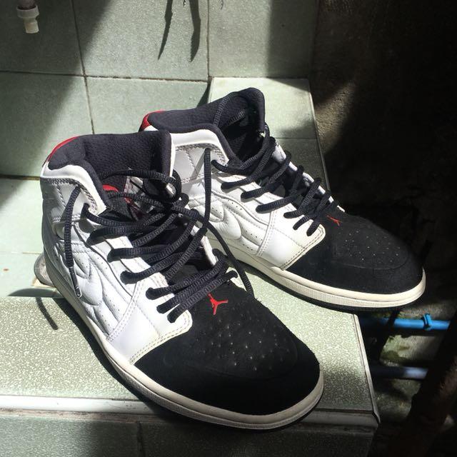 Air jordan 1 retro '99' black toe