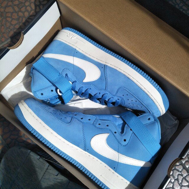 AIRFORCE 1 MID UNC