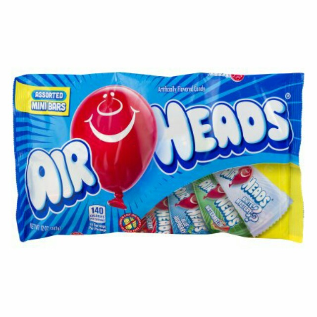 Airheads Candy - Permen chewy import