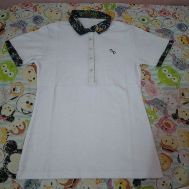 Alinskie brothers polo white