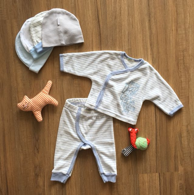 Baby Benetton pyjamas 0-3m