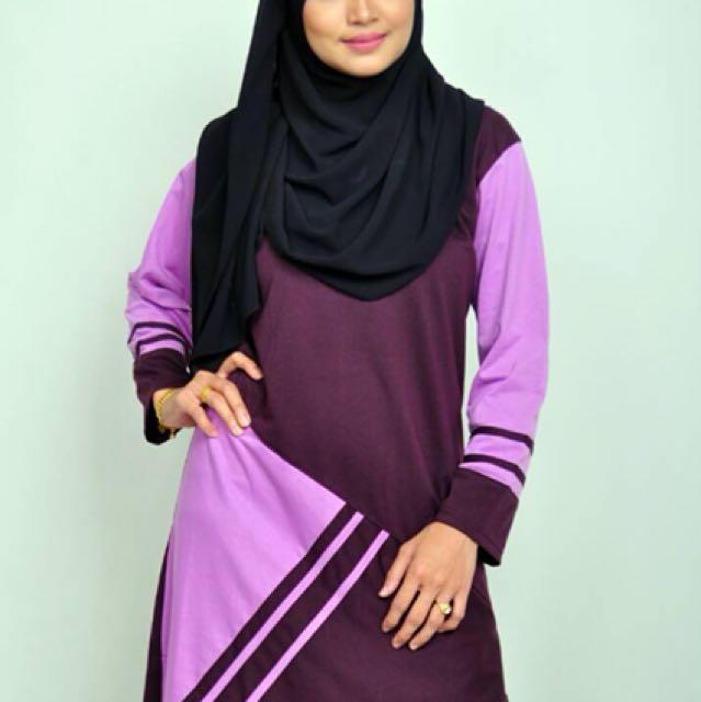 Baju muslimah  design terbaru Muslimah Fashion Tops on