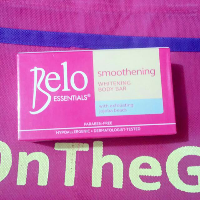 Belo Essentials Soap