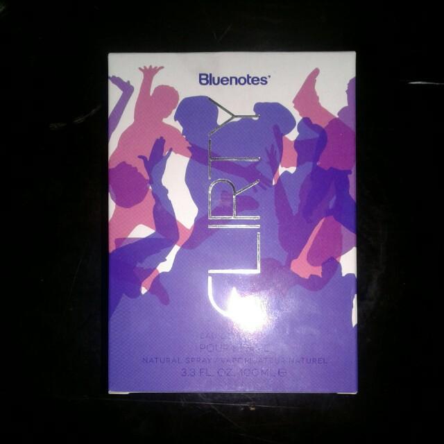 Bluenotes Flirty Perfume
