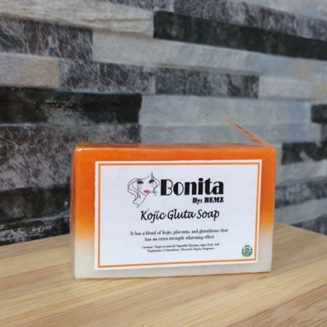 BONITA Beauty Soap