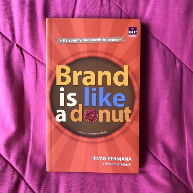 Brand is like a Donut