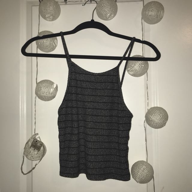 brandy melville • ribbed tank