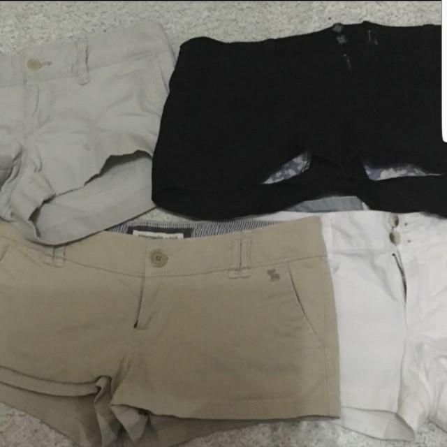 Bundle shorts (4pcs.)