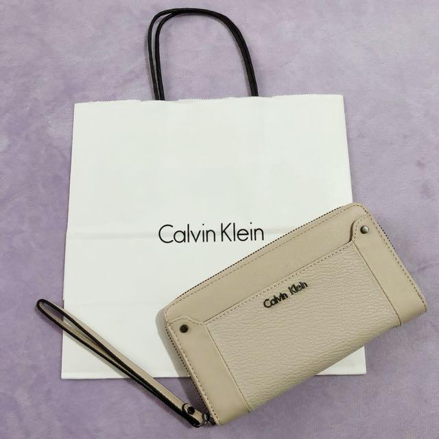 Calvin Klein 女用長夾
