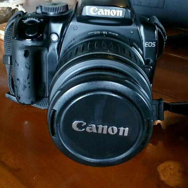 Canon D400