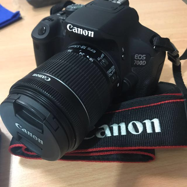 Canon EOS 700D, Photography on Carousell