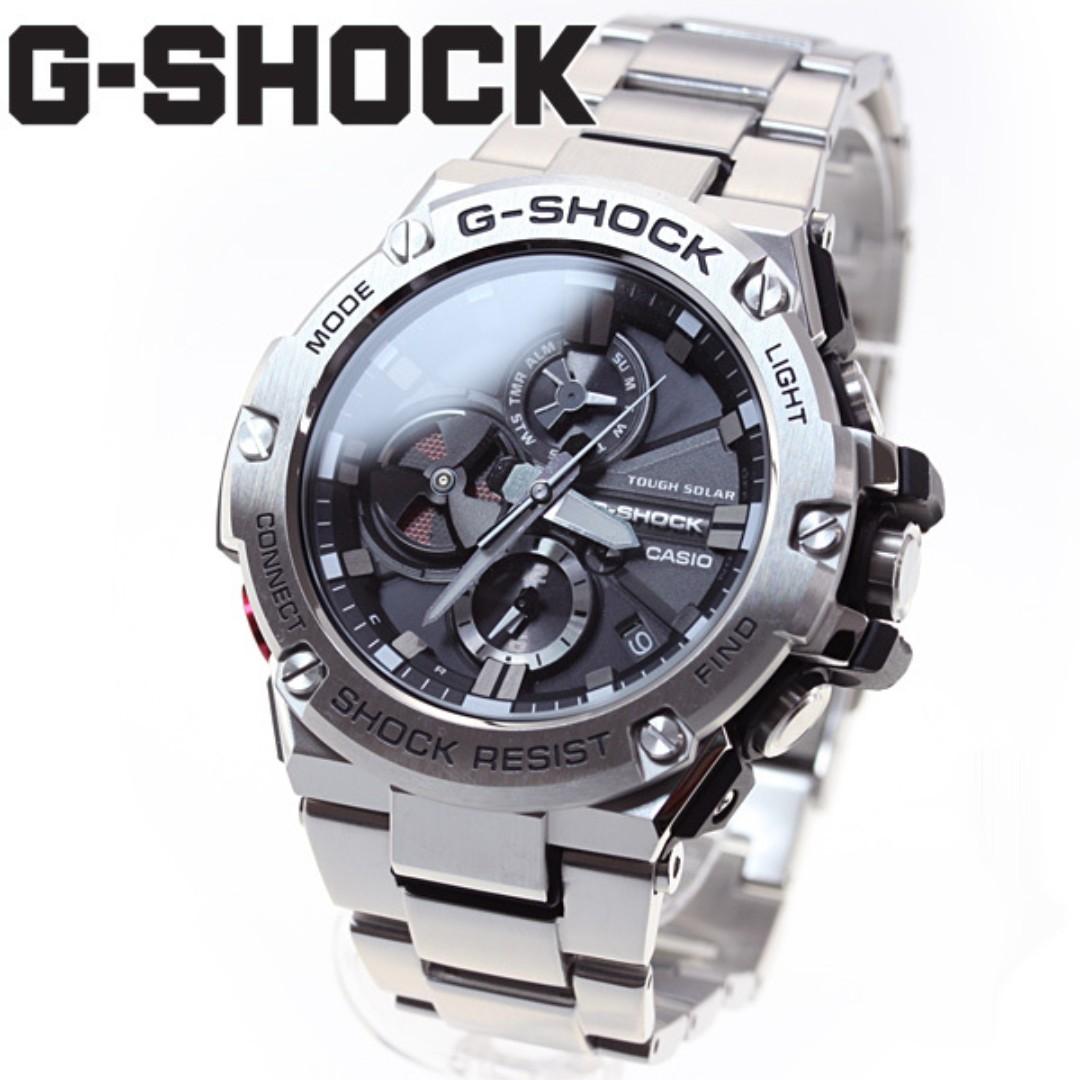 1f06272acba Casio G-Shock G-Steel GST-B100D-1A GST-B100D GST-B100 GSTB100 ...