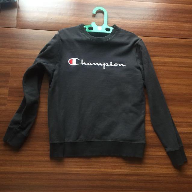 Champion Sweatshirt (tag cut)
