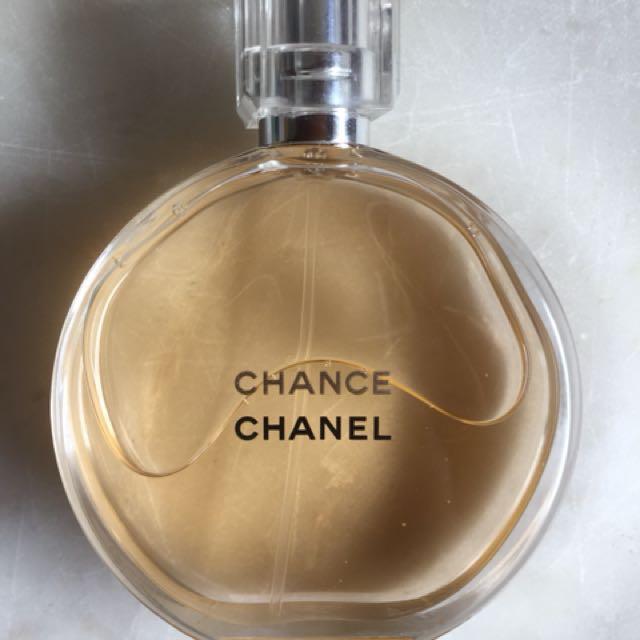 Chanel Chance Perfume 150ml