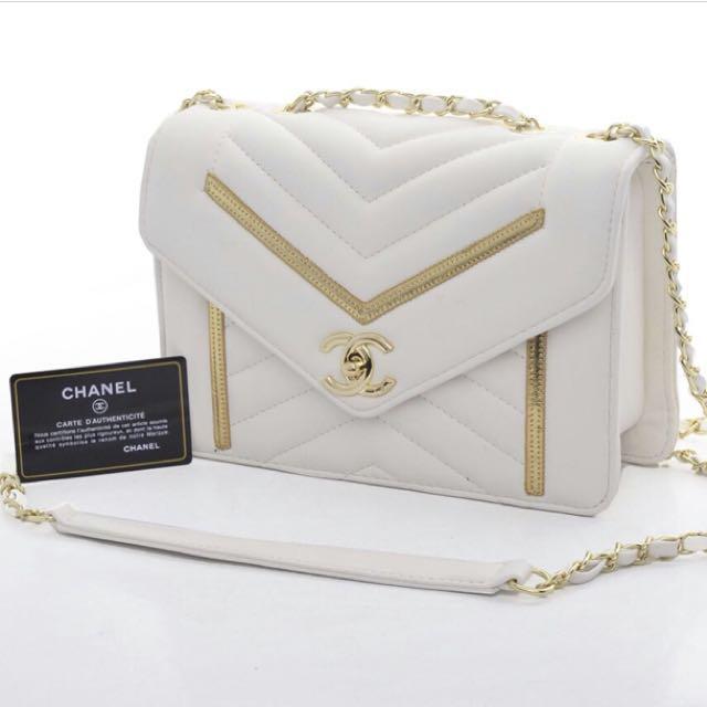 Chanel Sling Bag / Tas cewek
