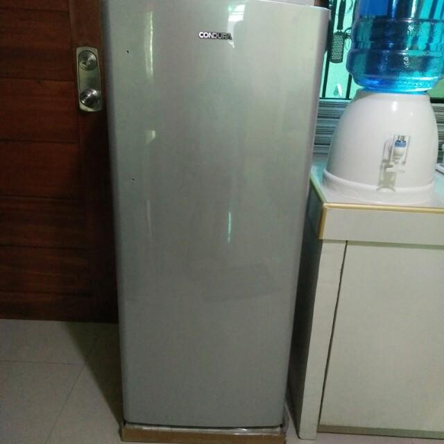 Condura CSD211SA 6.5 cu.ft. Single Door Refrigerator