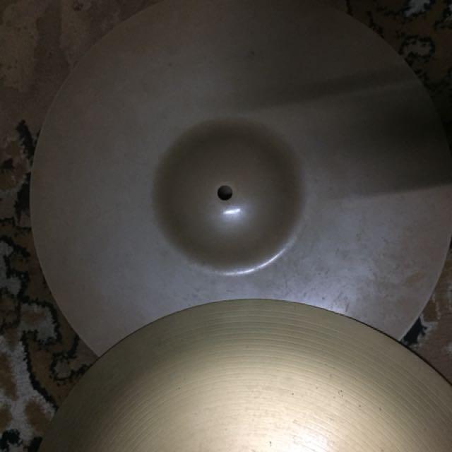 Cymbal Ride & Crash