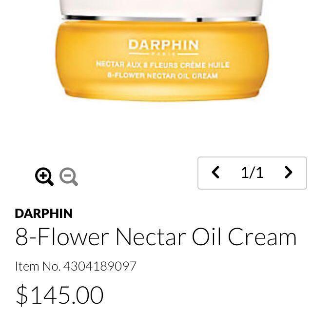 Darphin 8-Flower Oil Cream