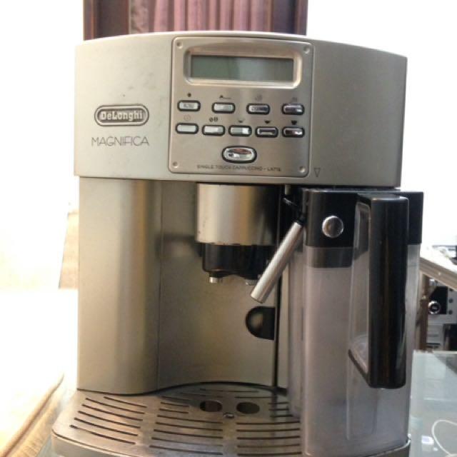 Delonghi Magnifica ESAM3500 全自動義式咖啡機