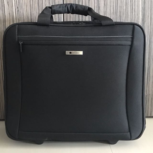 Delsey Cabin Trolley Boardcase Pc