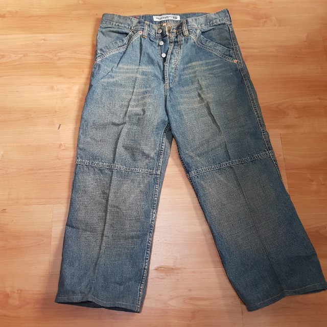 00fe1663 Diesel Button Fly Jeans, Men's Fashion, Clothes on Carousell